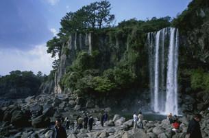 正房瀑布の写真素材 [FYI03316227]