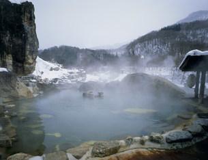 新穂高温泉 水明館かるかや山荘の写真素材 [FYI03316248]