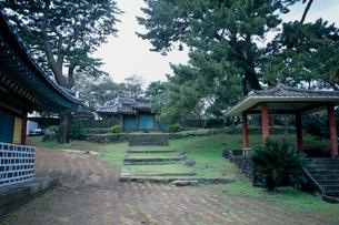 済州郷校の写真素材 [FYI03316261]