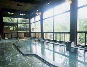 花屋ホテルの内湯の写真素材 [FYI03316366]