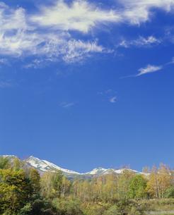 乗鞍岳の秋の写真素材 [FYI03316374]