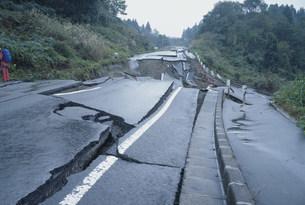 中越地震被害の写真素材 [FYI03316447]