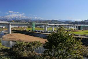 北陸新幹線工事の写真素材 [FYI03317182]