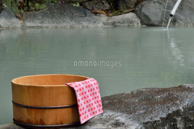 湯桶の写真素材 [FYI03317771]