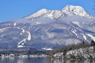 妙高山冬景色の写真素材 [FYI03318508]