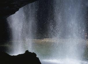 竜頭が滝の写真素材 [FYI03319568]