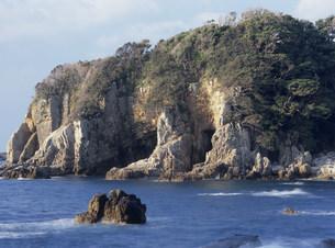 足摺岬海岸の写真素材 [FYI03319622]