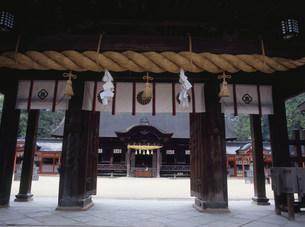 大山祇神社の写真素材 [FYI03319679]