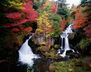 竜頭の滝の写真素材 [FYI03329322]