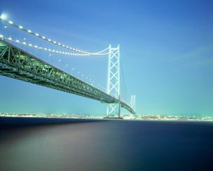 明石海峡大橋の写真素材 [FYI03331994]