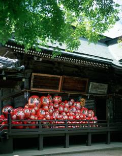 少林山だるま寺の写真素材 [FYI03332298]