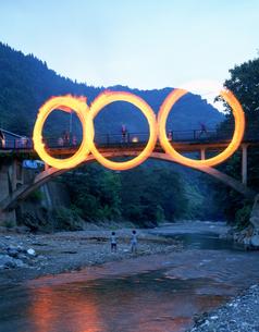 火とぼしの写真素材 [FYI03332498]