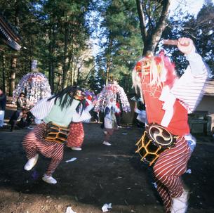 獅子舞の写真素材 [FYI03332569]