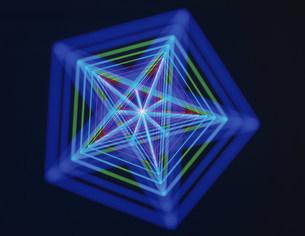 五角形のイメージの写真素材 [FYI03332752]