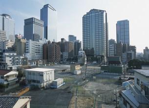 北新宿再開発地区より新都心を望むの写真素材 [FYI03338059]