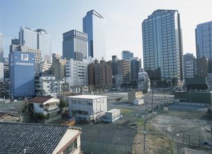 北新宿再開発地区より新都心を望むの写真素材 [FYI03338061]