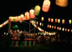 盆踊り大会の写真素材 [FYI03339011]