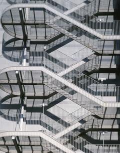 非常階段の写真素材 [FYI03339369]