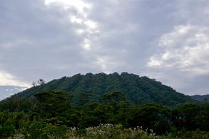 丸山の縞々模様の写真素材 [FYI03341127]