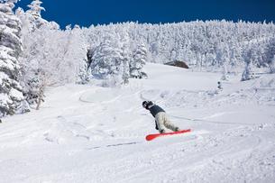 志賀高原 横手山スキー場の写真素材 [FYI03342037]