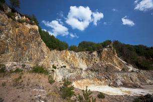 有田 泉山磁石場の写真素材 [FYI03342207]