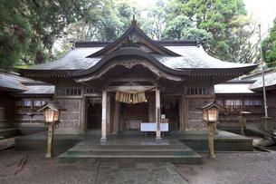 高千穂神社の写真素材 [FYI03342247]