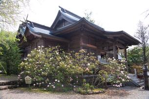 三ヶ所神社の写真素材 [FYI03342269]