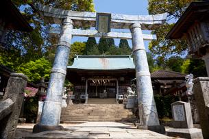 陶山神社の写真素材 [FYI03342282]