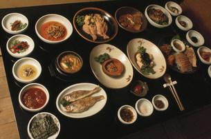 江原道の郷土料理の写真素材 [FYI03344102]