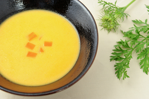 Vesitable soupの写真素材 [FYI03344150]