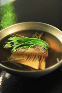 Japanese fine foods 懐石和食の写真素材 [FYI03344151]