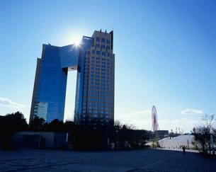 夢の大橋から見たビルの写真素材 [FYI03345279]