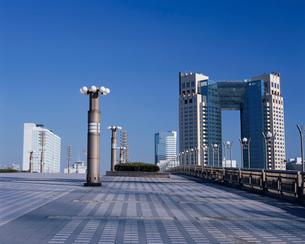 夢の大橋から見たビルの写真素材 [FYI03345280]