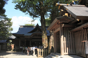 天岩戸神社の写真素材 [FYI03345750]