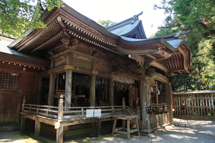 天岩戸神社の写真素材 [FYI03345778]