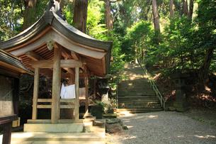 くしふる神社の写真素材 [FYI03345782]