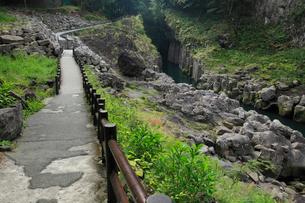 高千穂峡の写真素材 [FYI03345786]