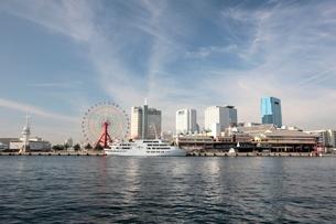 ハーバーランド 神戸港の写真素材 [FYI03346777]