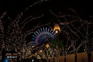 ハーバーランド 神戸港の写真素材 [FYI03346781]