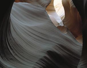 ナバホ居留地のアンテロープクリークの写真素材 [FYI03347026]