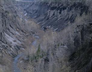 白頭山の天軍岩の写真素材 [FYI03347125]