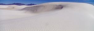 風紋 ホワイトサンズ国定記念物の写真素材 [FYI03347159]