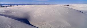 風紋 ホワイトサンズ国定記念物の写真素材 [FYI03347175]
