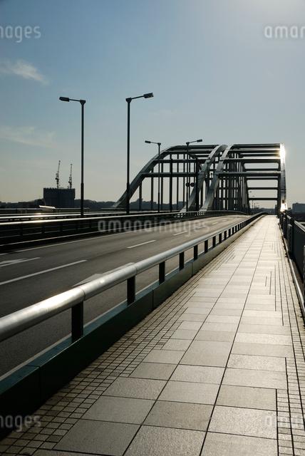 多摩川水道橋の写真素材 [FYI03347995]