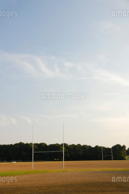 ラグビー場の写真素材 [FYI03347996]