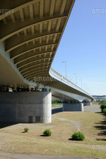 稲城大橋の写真素材 [FYI03348040]