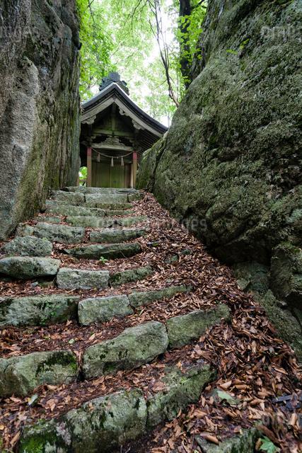 琴引山神社の写真素材 [FYI03348305]