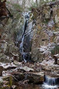 鳥上滝の写真素材 [FYI03349732]