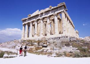 パルテノン神殿の写真素材 [FYI03350291]