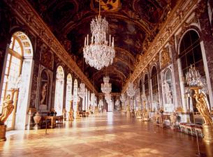 ベルサイユ宮殿の写真素材 [FYI03350314]